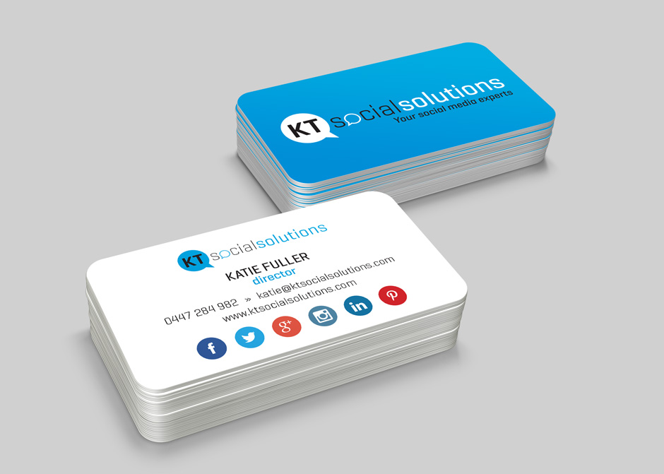 KT Social Solutions Cards