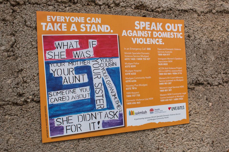 Domestic Violence Campaign Poster1