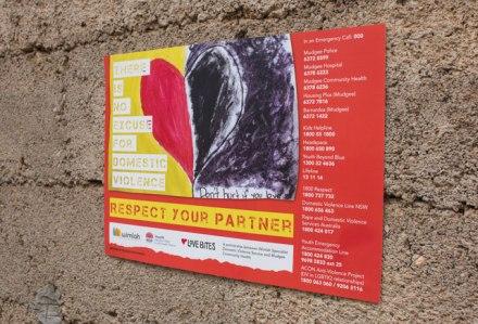 Domestic Violence Campaign Poster2