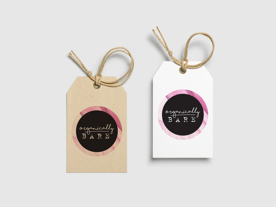 Organically Bare Tags