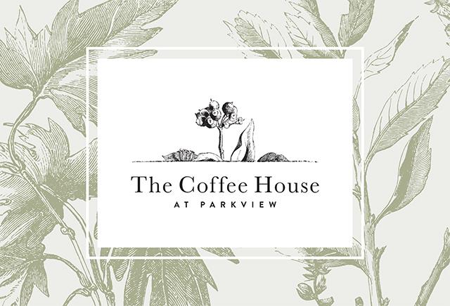 The Coffee House Mudgee Logo Design