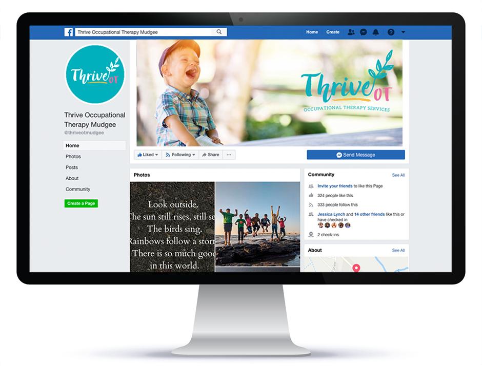 Mudgee Logo Design Social Media Marketing
